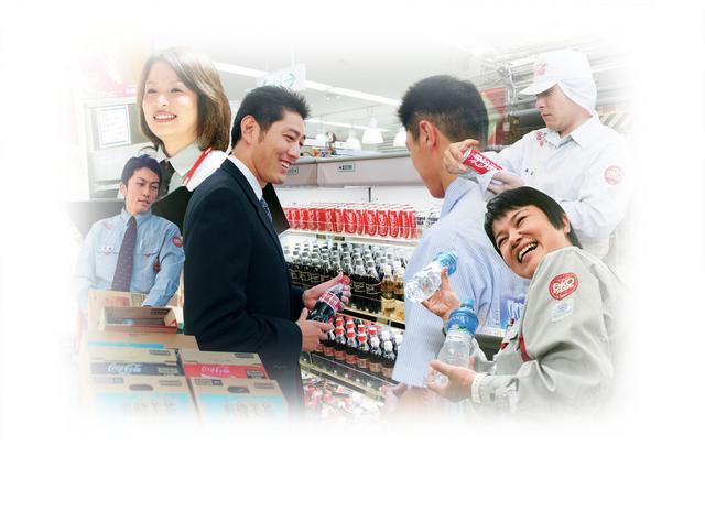 コカ・コーラウエストジャパン 株式会社 佐賀支店の取組佐賀市役所